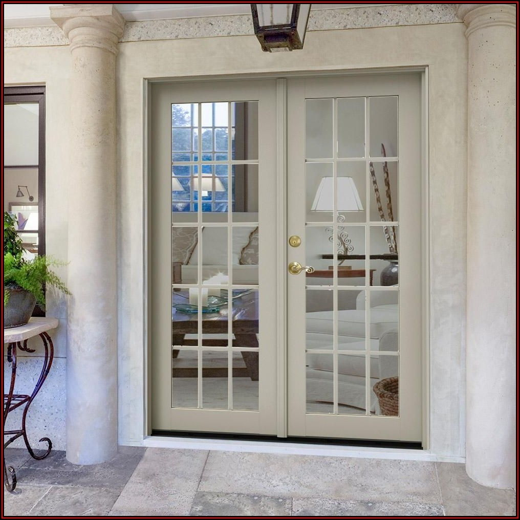 60 X 80 French Patio Doors