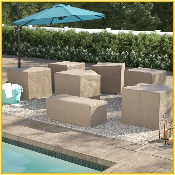7 Piece Patio Furniture Cover