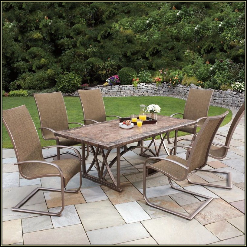 7 Piece Patio Set Cover