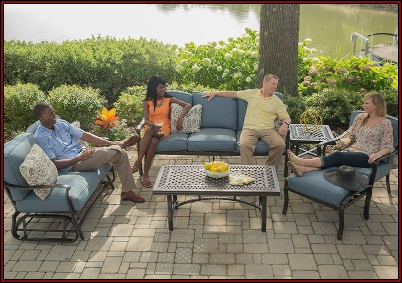 Agio St Louis Patio Furniture