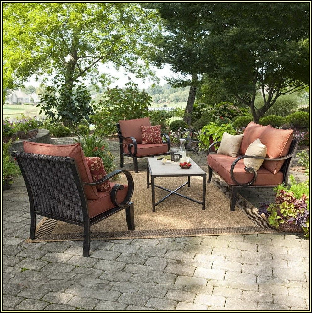 Allen And Roth Patio Furniture Cushions