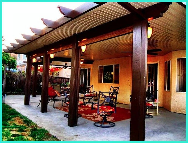 Alumawood Patio Cover Kits