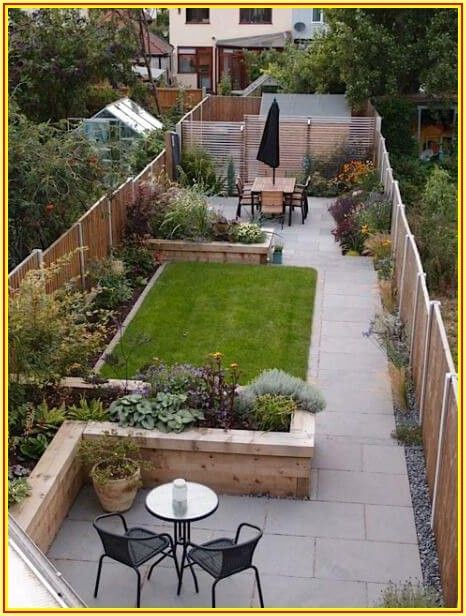 Backyard Patio Ideas For Small Yards