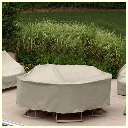 Bar Height Patio Table Cover