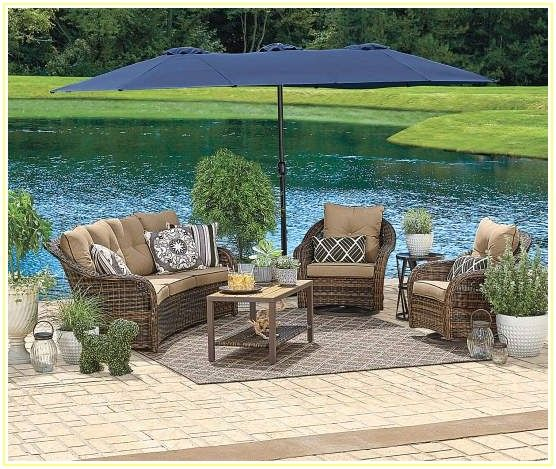 Big Lots Patio Umbrella With Solar Lights