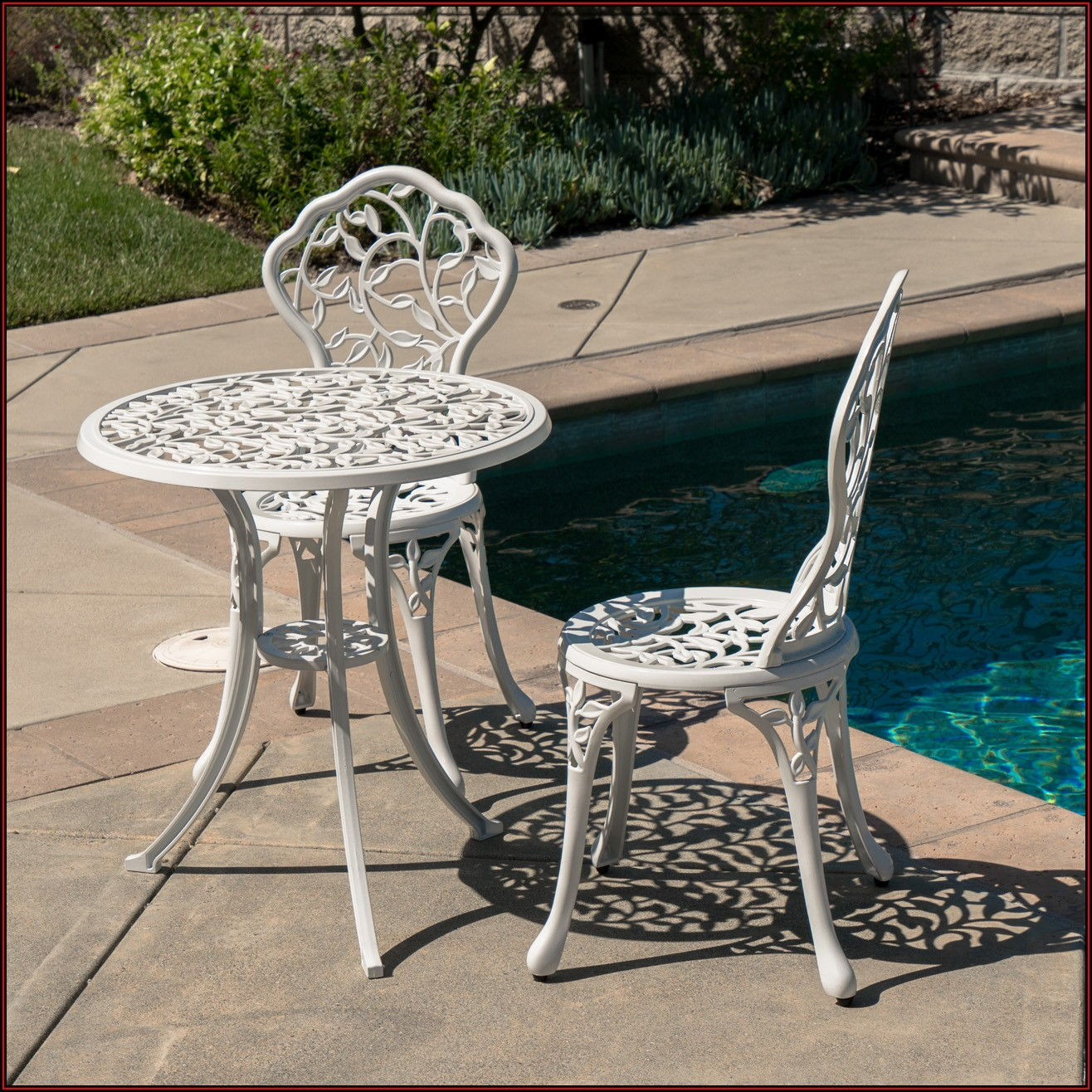 Bistro Patio Table And Chairs
