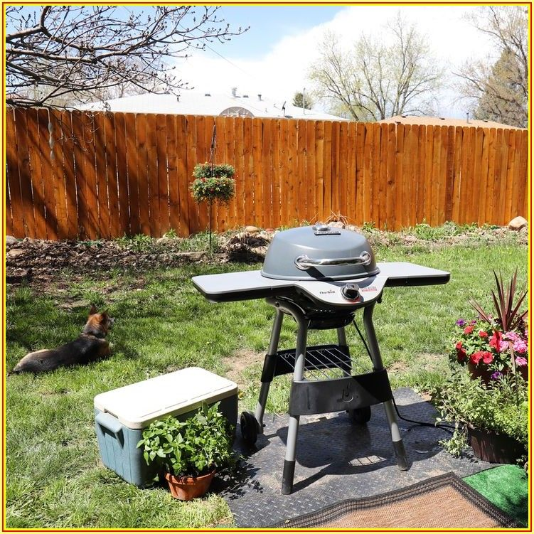 Char Broil Patio Bistro Gas Grill Manual