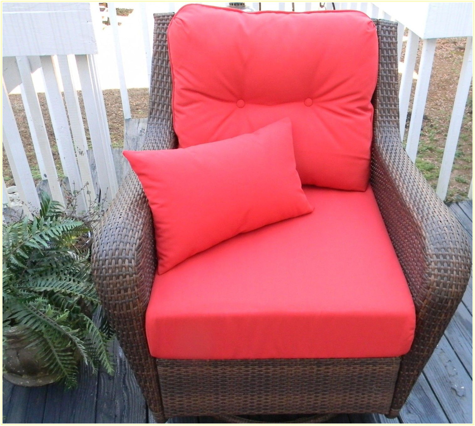 Deep Seat Patio Cushions 27