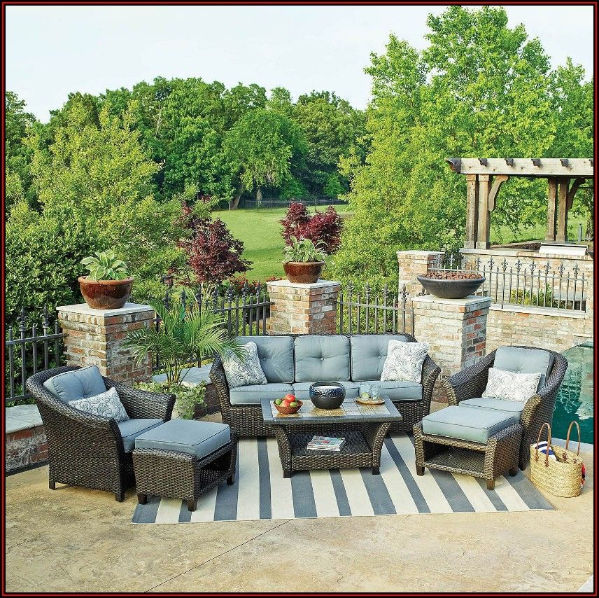 Deep Seating Patio Chairs