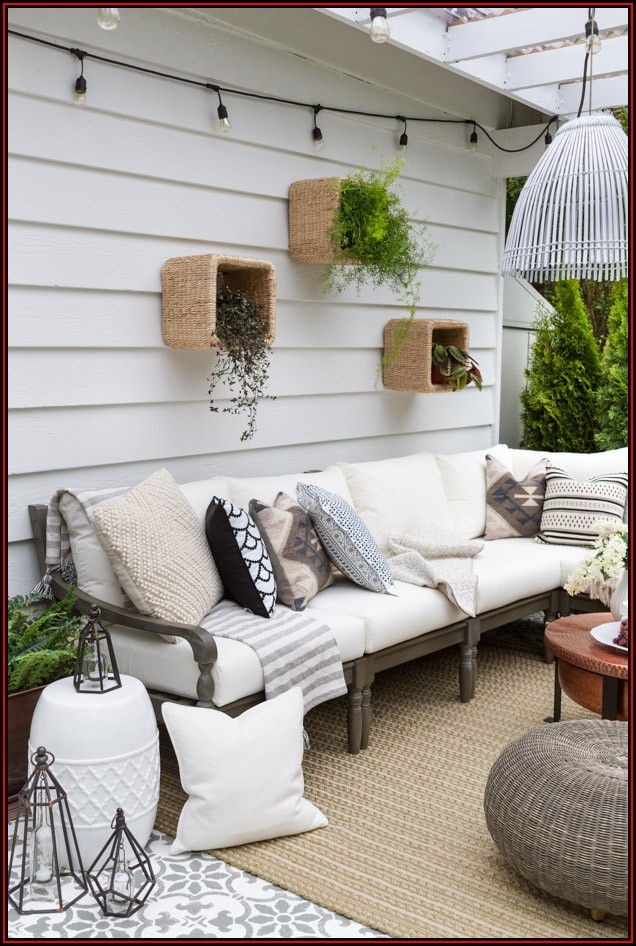 Diy Outdoor Patio Decor Ideas