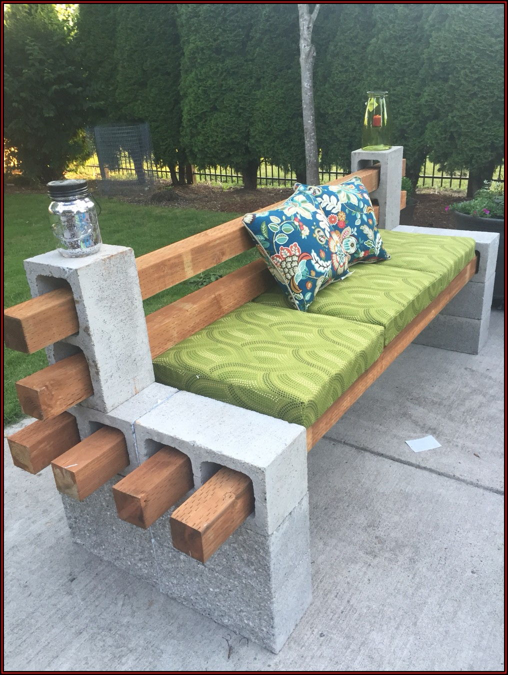 Diy Outdoor Patio Furniture Ideas