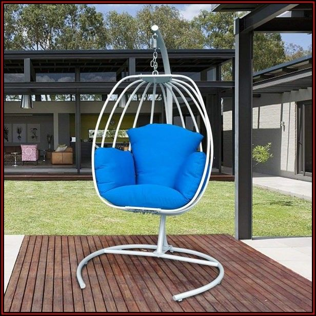Egg Shaped Patio Chair