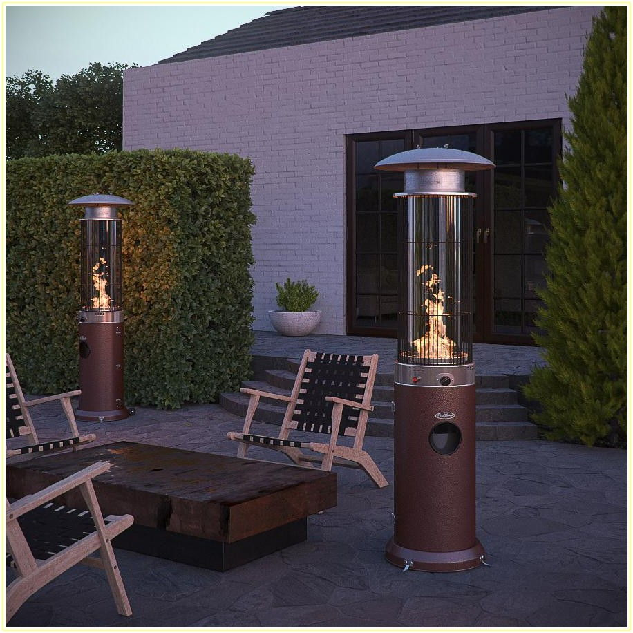 Fire Sense Patio Heater Costco