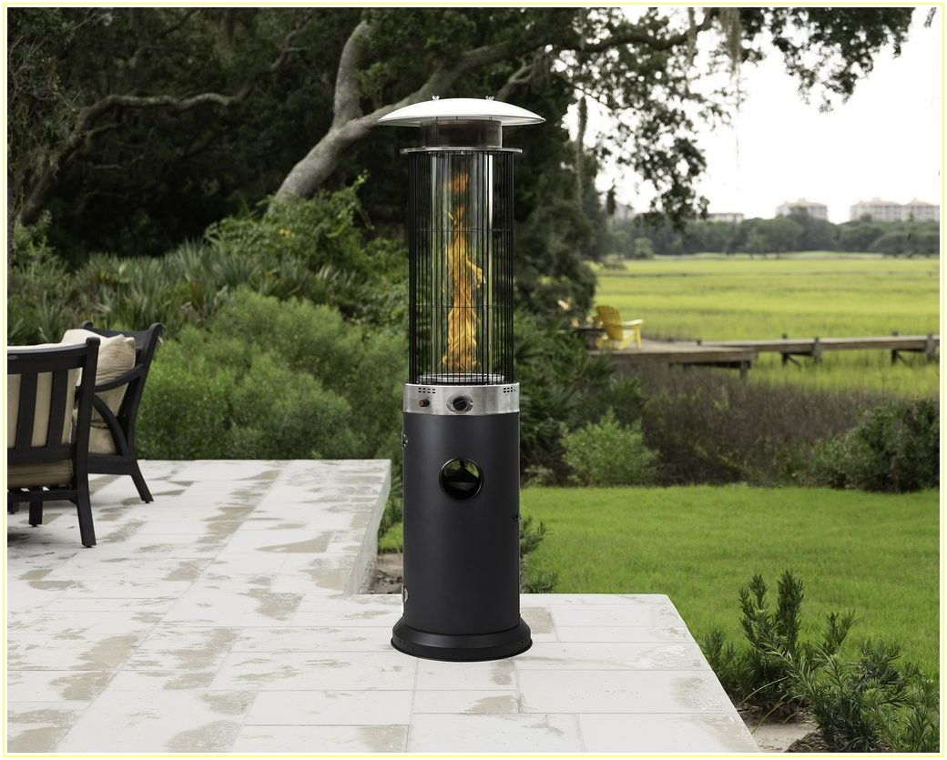Fire Sense Patio Heater Grey