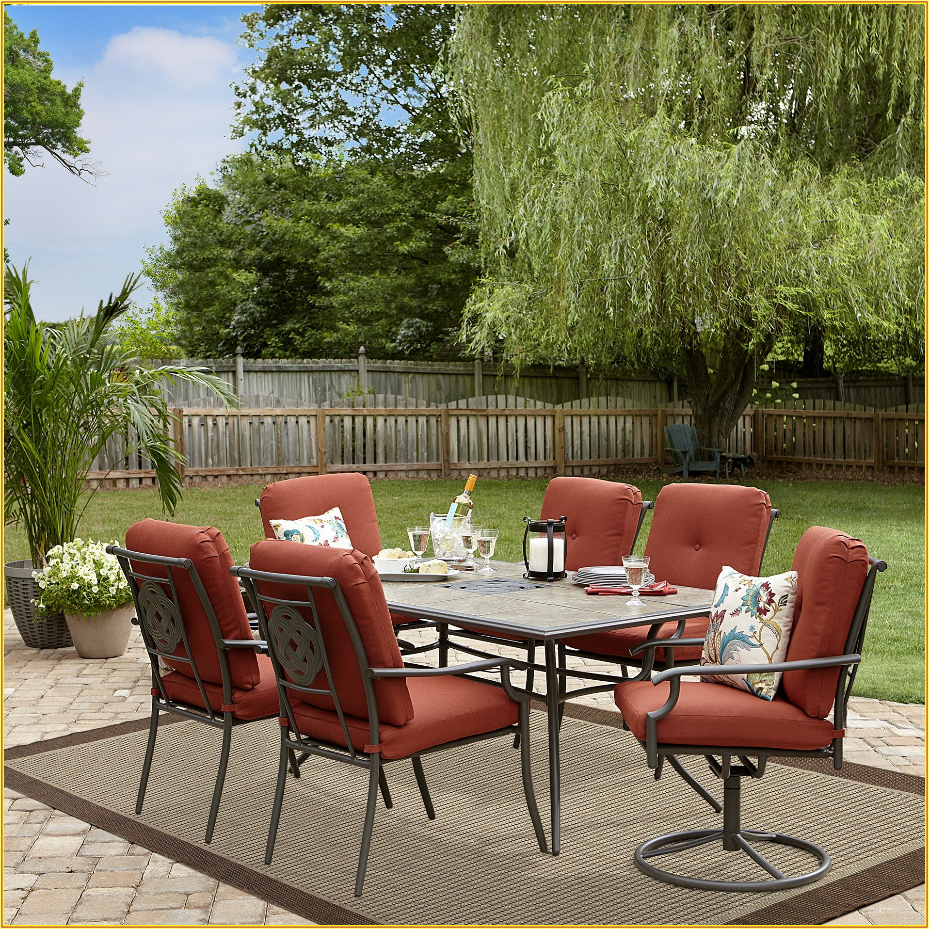 Garden Oasis Patio Furniture Manufacturer