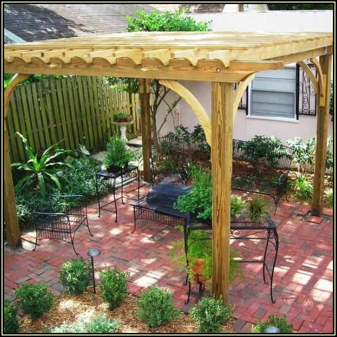 Garden Small Patio Ideas On A Budget