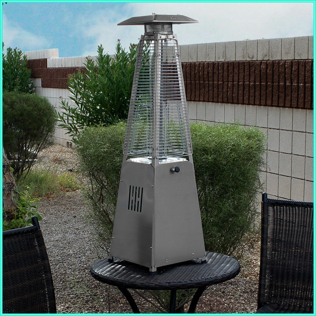 Glass Tube Patio Heater Parts