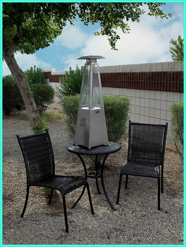 Glass Tube Patio Heater Troubleshooting