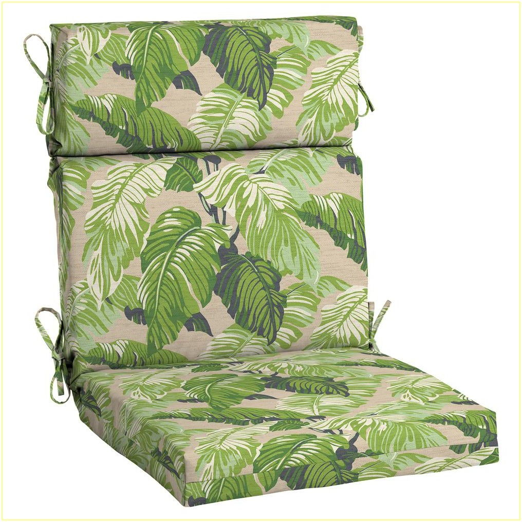 High Back Patio Chair Cushions Home Depot