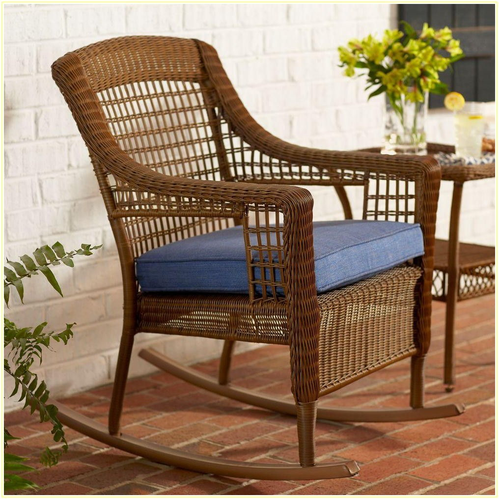 Home Depot Patio Chairs Wicker