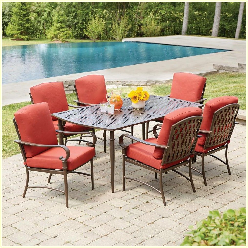 Home Depot Patio Dining Sets With Umbrella