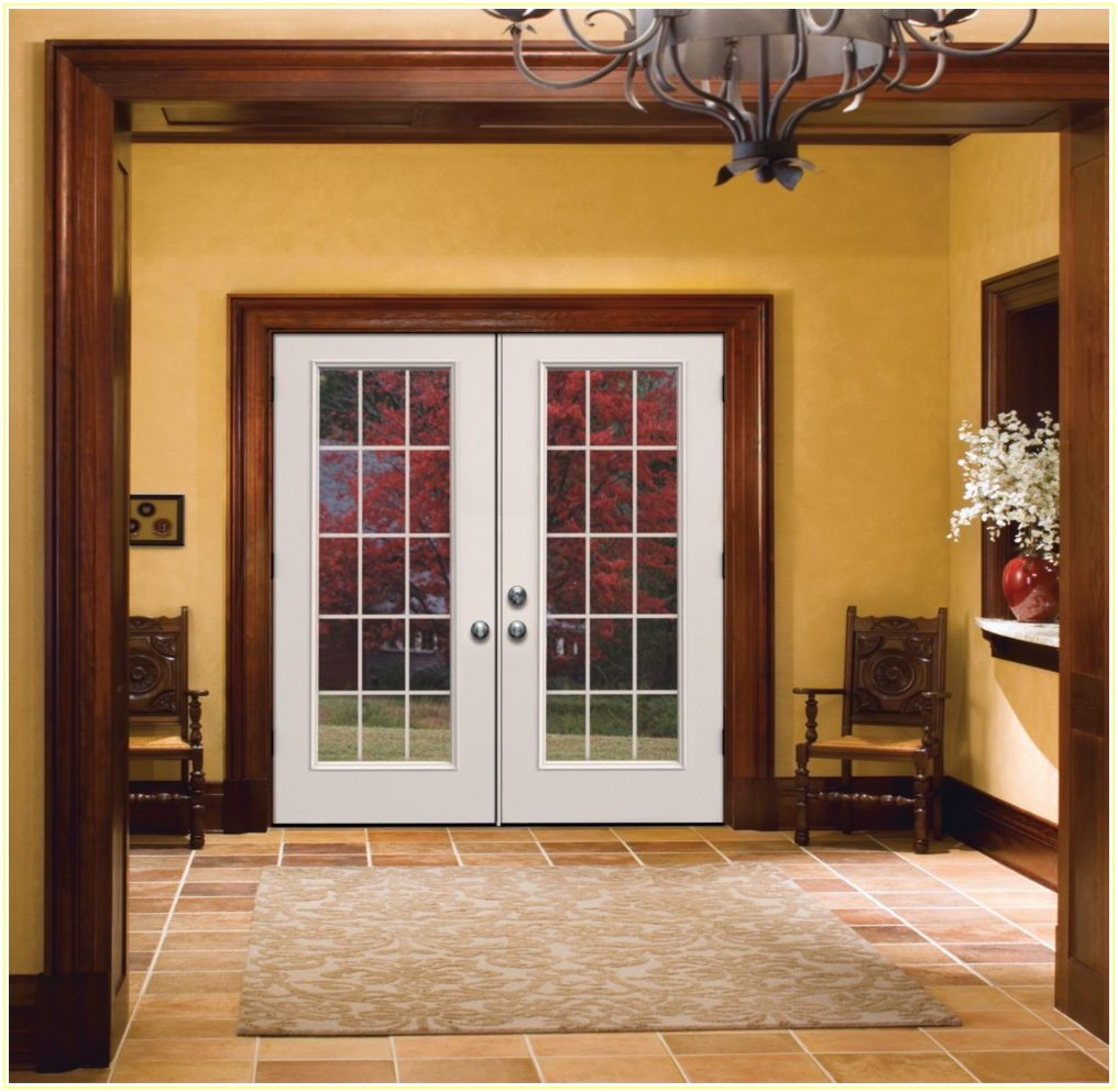 Home Depot Patio Doors With Blinds