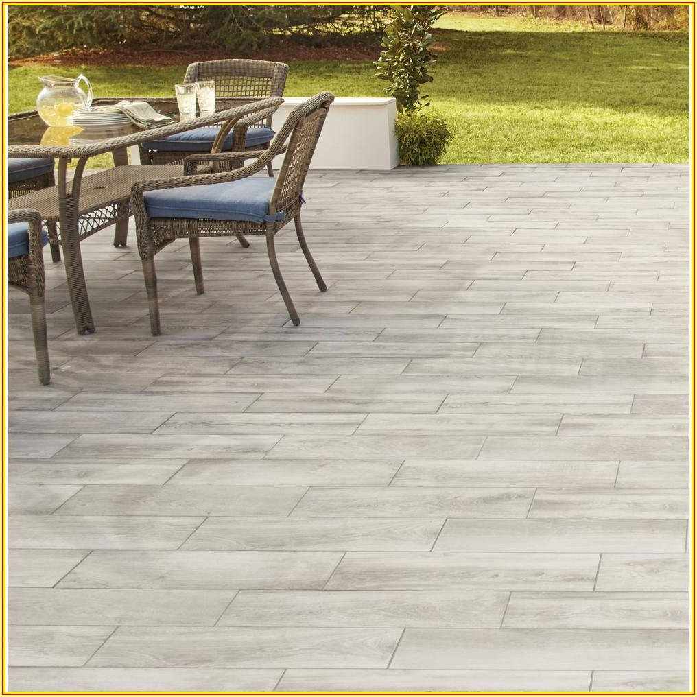 Home Depot Patio Flooring