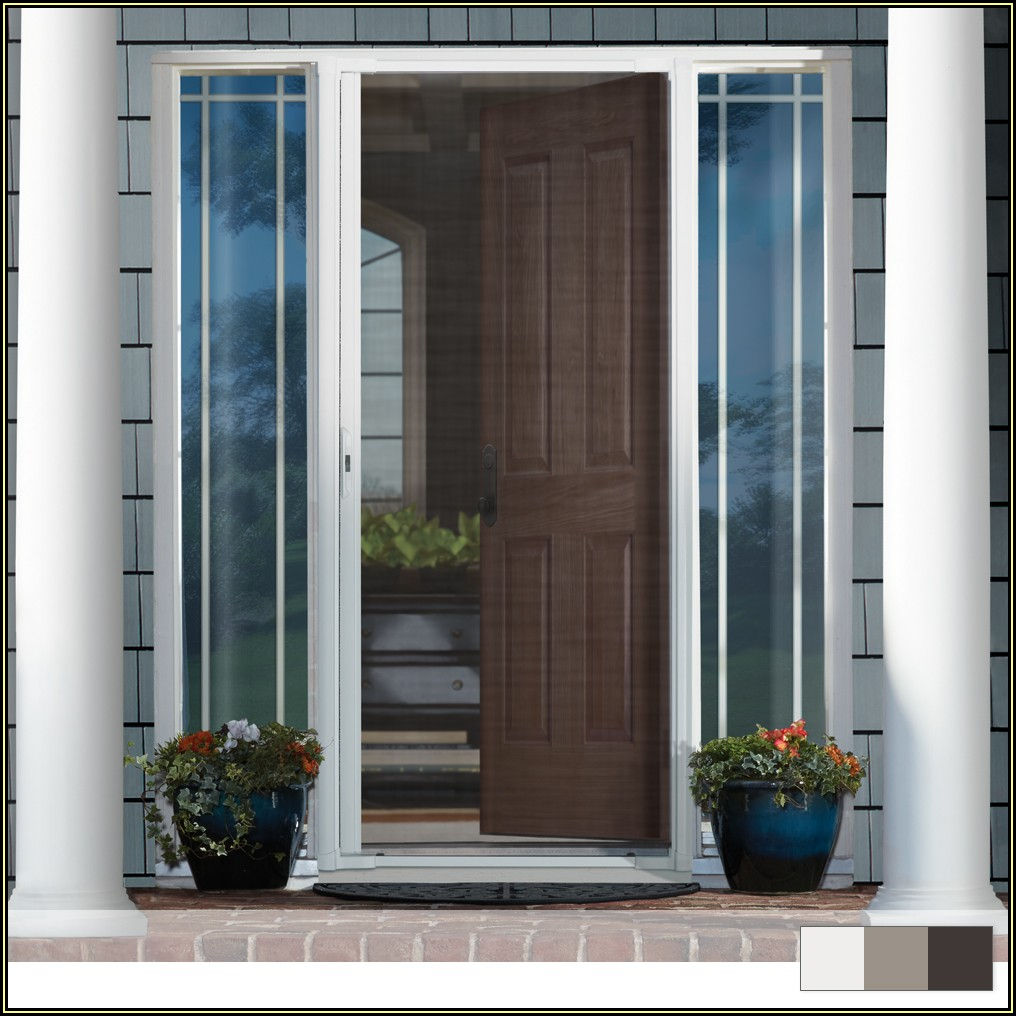 Home Depot Patio Screen Door