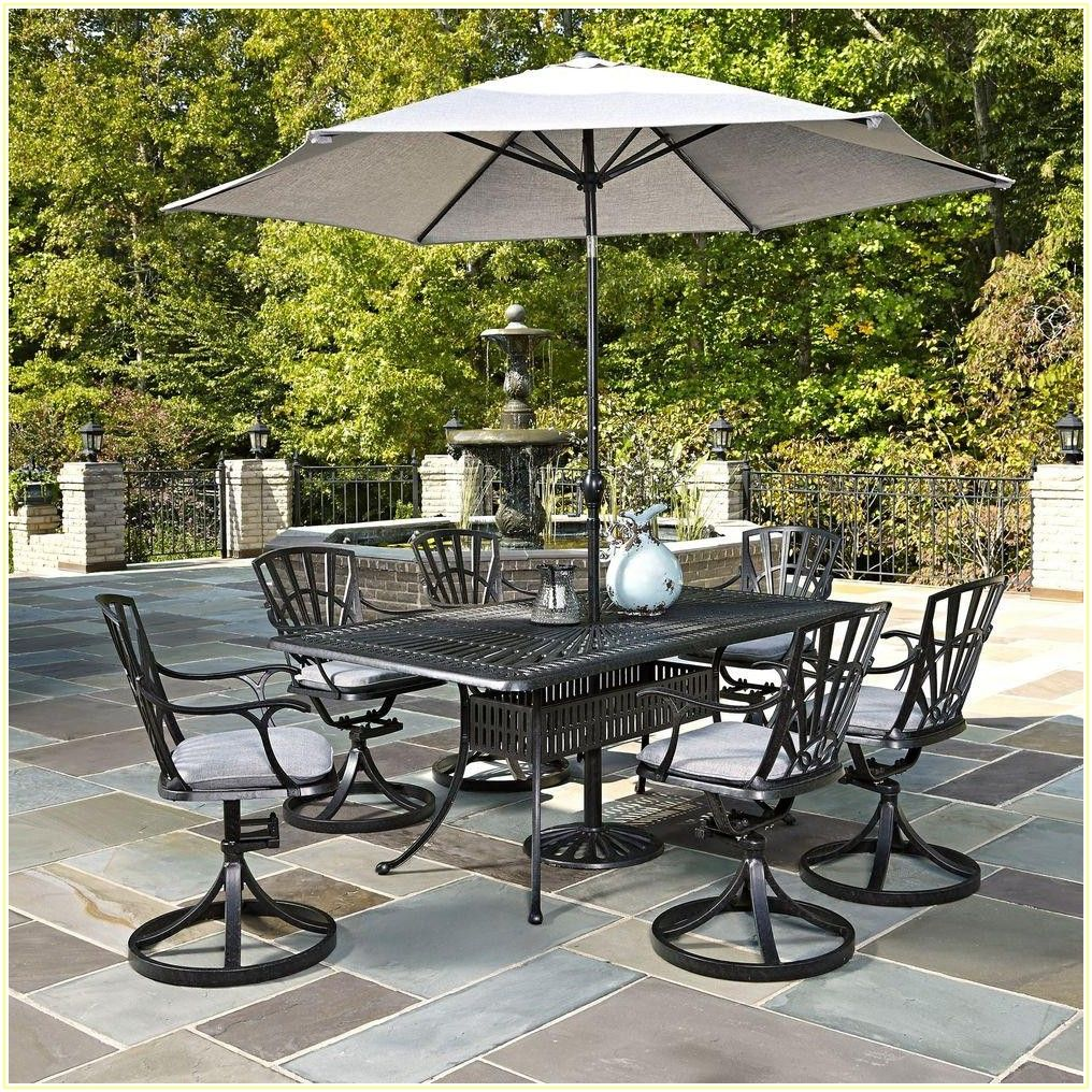 Home Depot Patio Sets With Umbrella