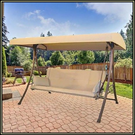 Home Depot Patio Swing Cover