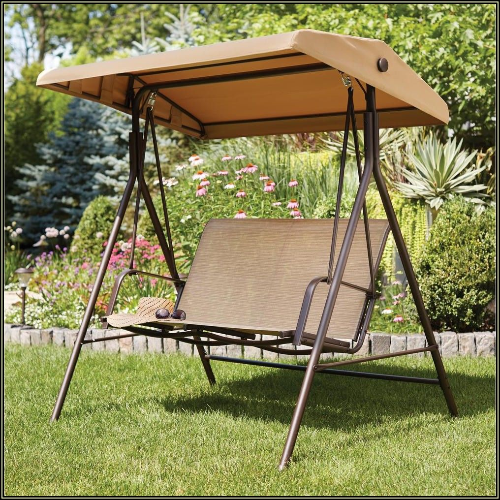 Home Depot Patio Swing Set