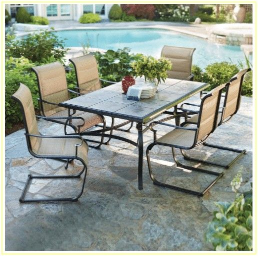Home Depot Patio Table And Chairs