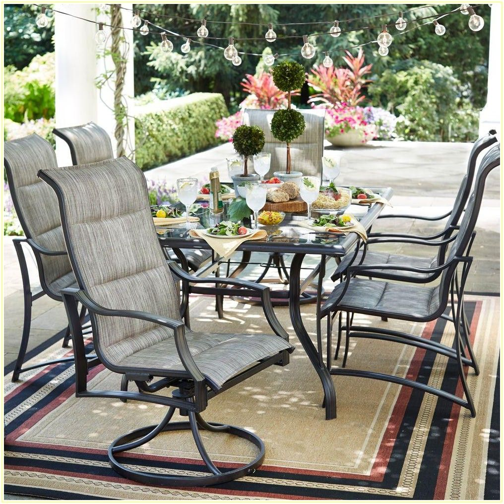 Home Depot Patio Table Set
