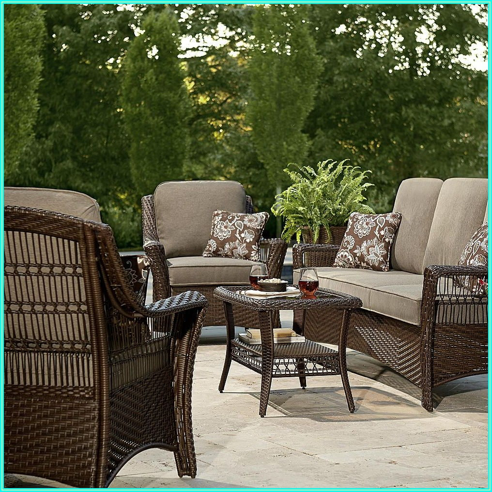 Living Accents Patio Furniture