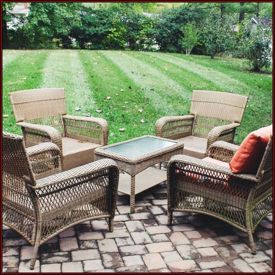 Martha Stewart Patio Furniture Replacement Cushions Home Depot
