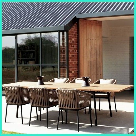 Modern Patio Dining Sets
