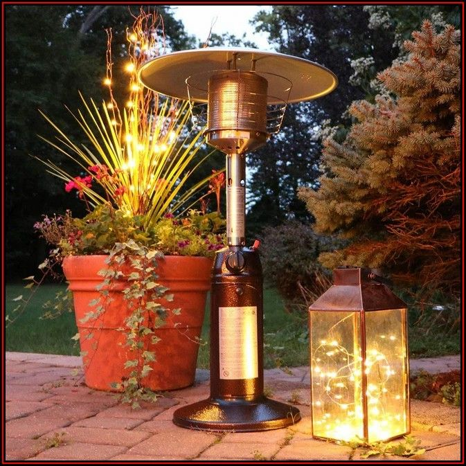 Mosaic Propane Patio Heater Manual
