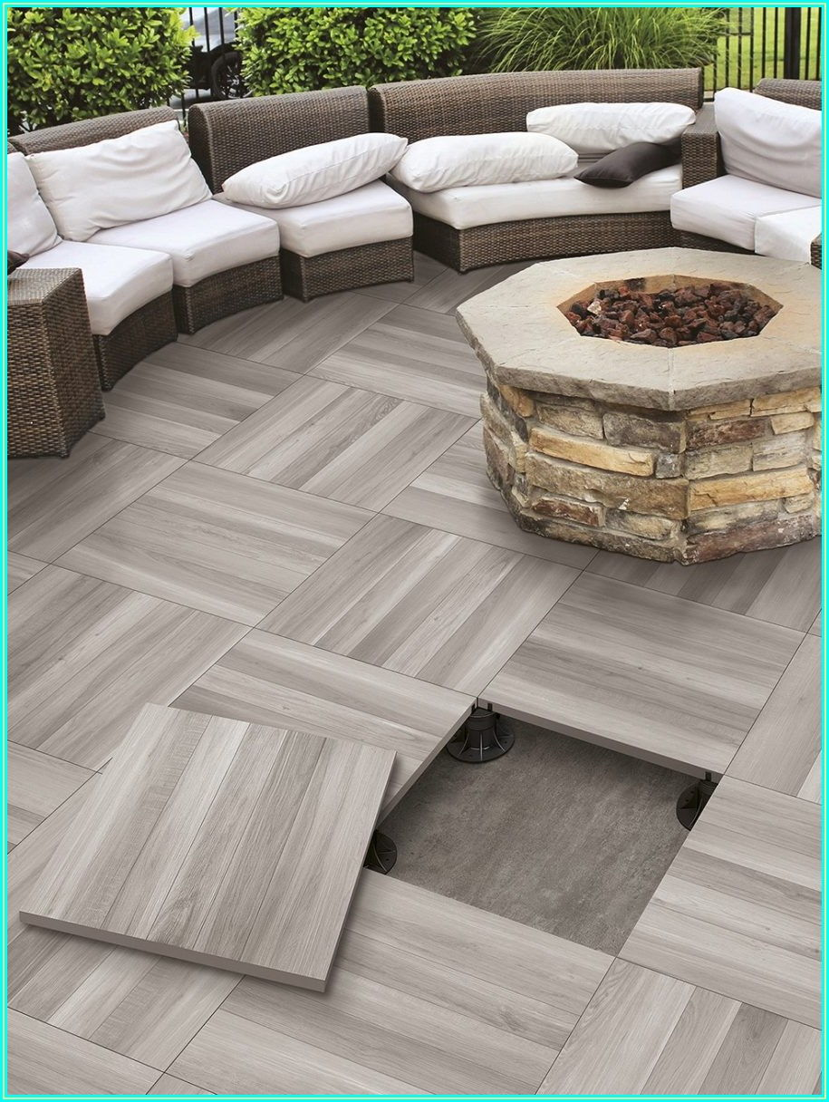 Outdoor Flooring Outdoor Patio Tile Ideas