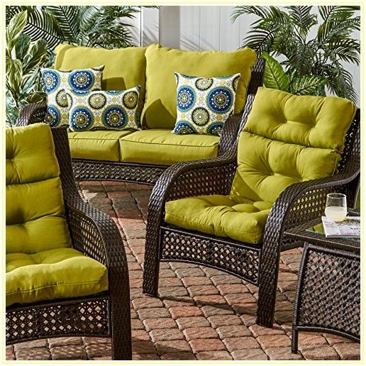 Outdoor Patio Chair Cushions Amazon