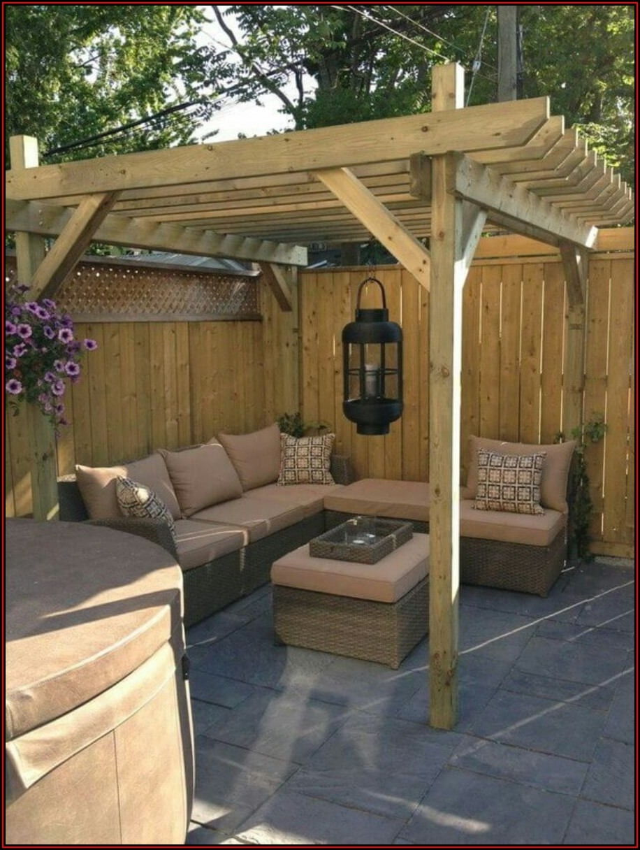 Outdoor Patio Ideas Diy