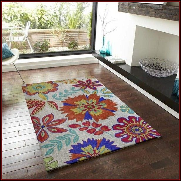 Outdoor Patio Rugs 5 X 7