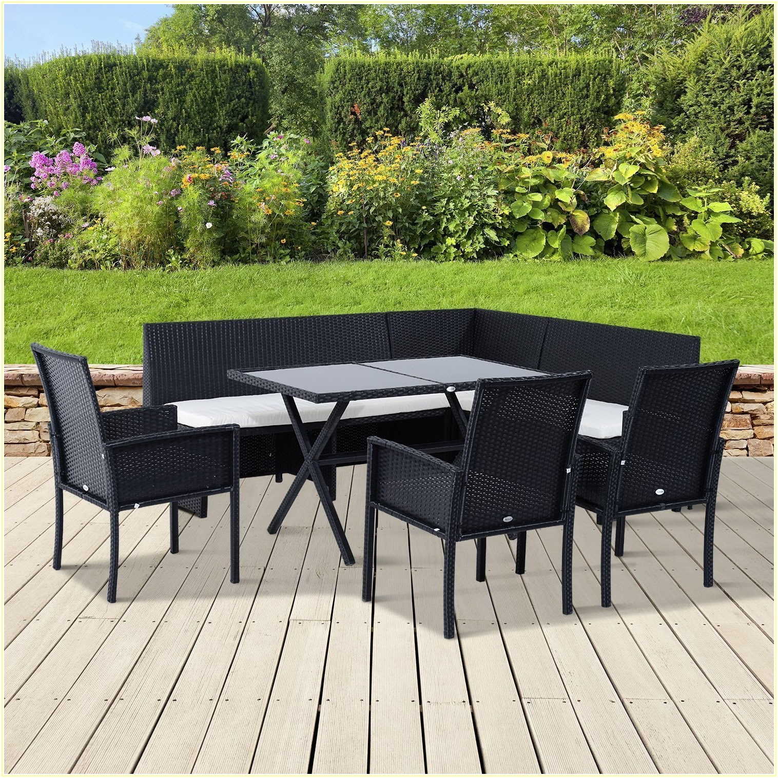 Outdoor Patio Table And Chairs Set