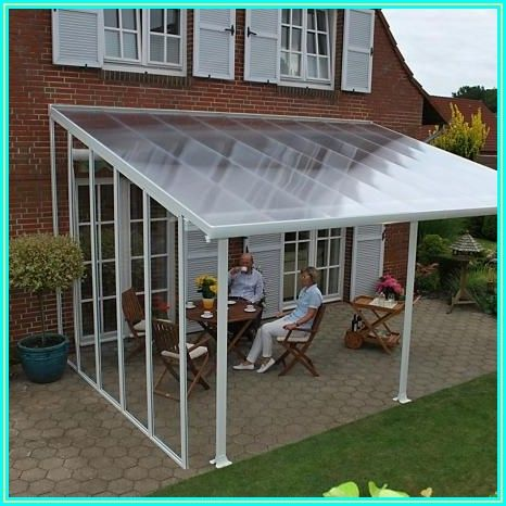 Palram Feria Patio Cover Sidewall Kit