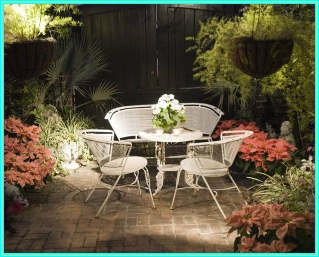 Patio Designs For Small Spaces