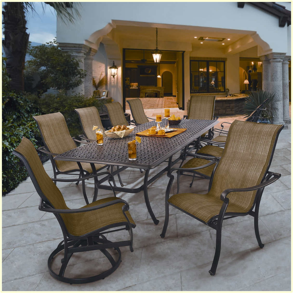 Patio Dining Sets On Sale Costco
