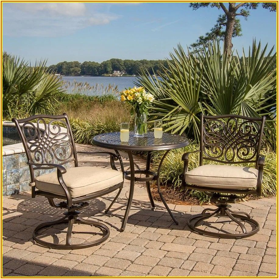Patio Furniture 3 Piece Set