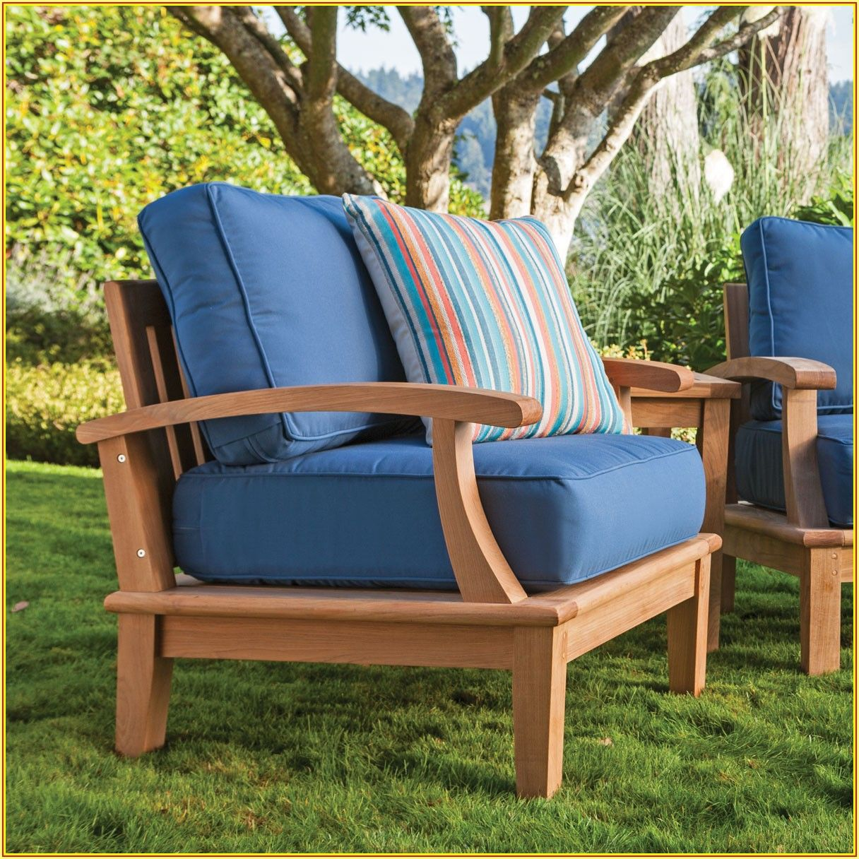Patio Furniture With Sunbrella Cushions