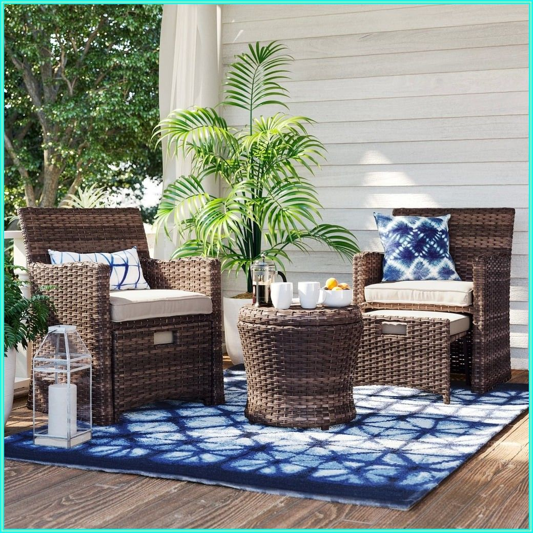 Patio Sets For Small Spaces