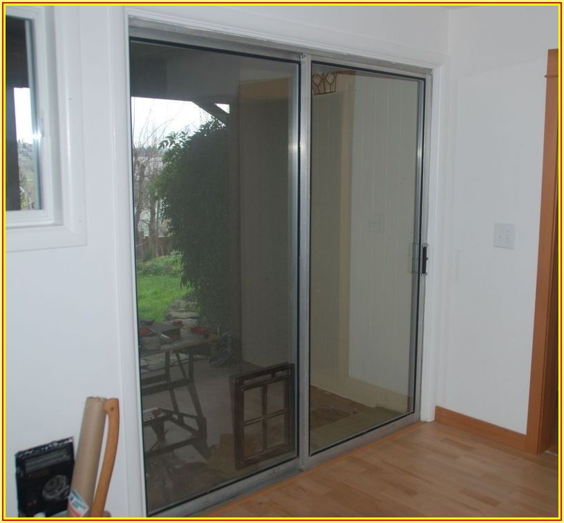 Patio Sliding Glass Door Replacement