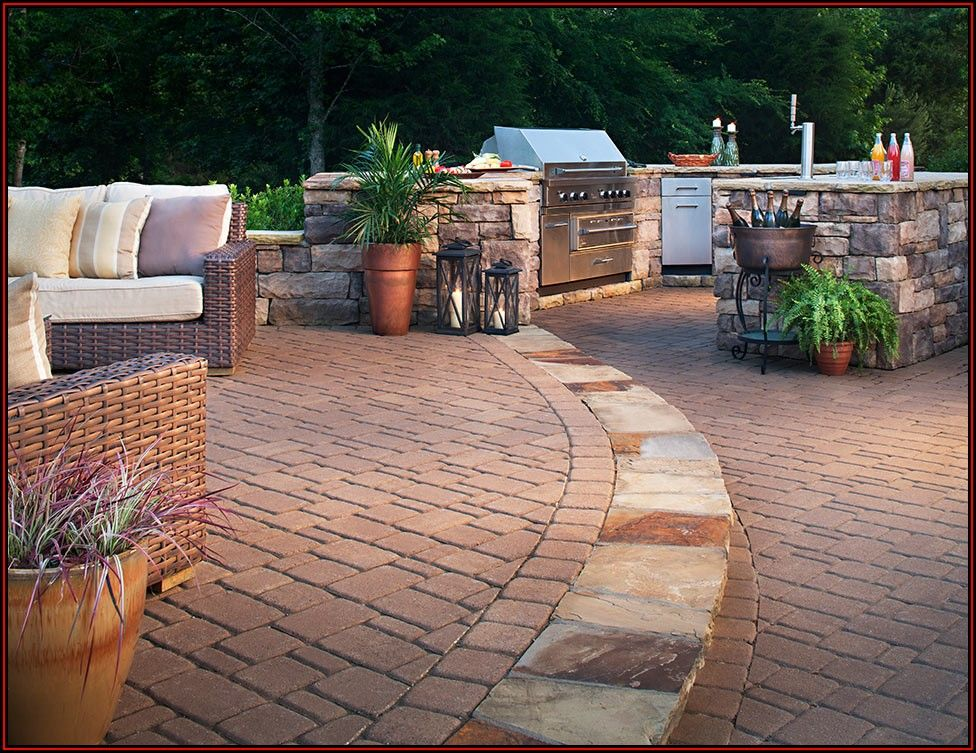 Paver Concrete Patio Ideas On A Budget